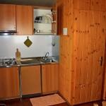Bild Kochnische - Bungalow Gardasee 2 Personen