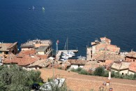 Porto von Brenzone sul Garda
