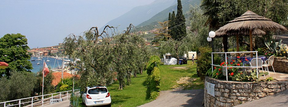 Camping am Gardasee in Porto